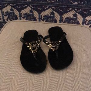 Michael Kors Gel Sandals